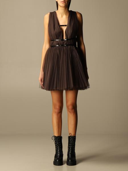 Brognano: Brognano short dress in tulle