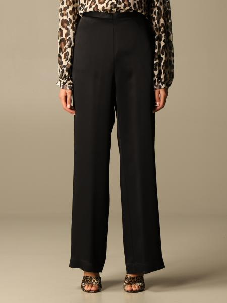 Semicouture: Semicouture wide trousers