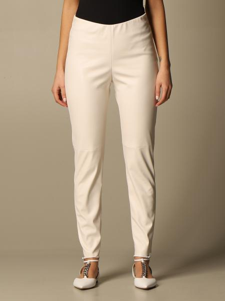 Semicouture: Semicouture basic trousers