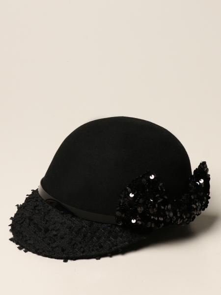 Cappello Edward Achour Paris in lana