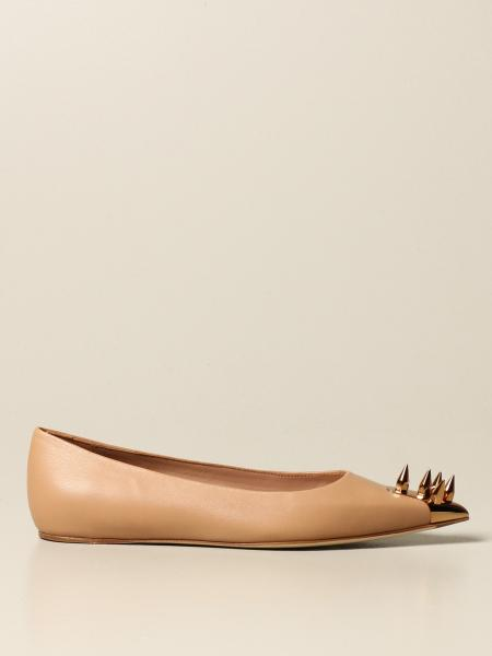 Flat shoes women Alexander Mcqueen