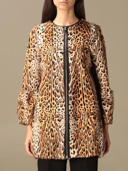 Byte: Fur coats women Byte