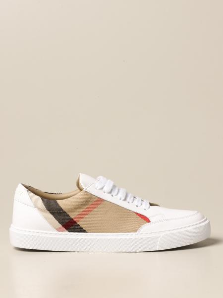 Burberry femme: Chaussures femme Burberry