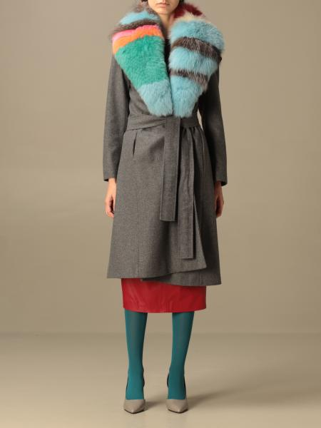Giada Benincasa: 大衣 女士 Giada Benincasa