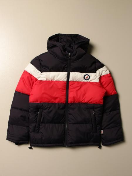 Australian down jacket with hood and zip