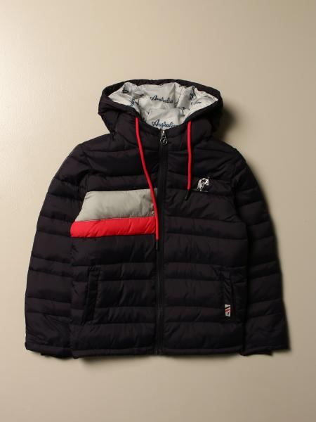 Australian down jacket with hood