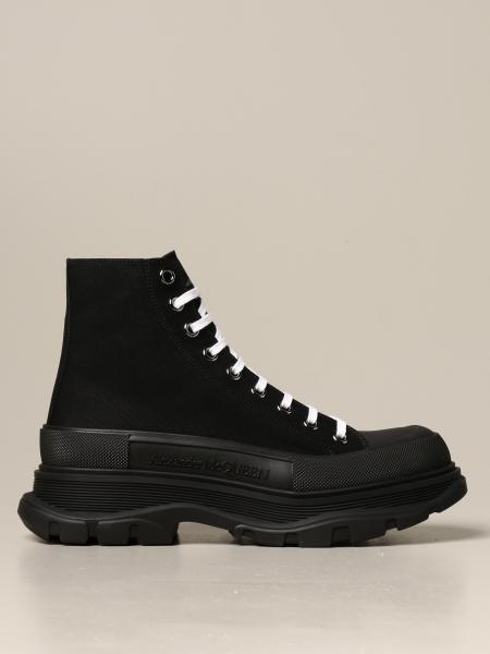 Boots men Alexander Mcqueen