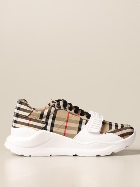 Burberry homme: Baskets homme Burberry