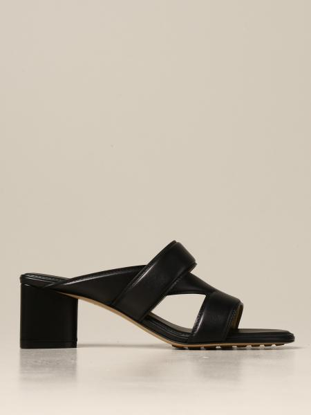 Heeled sandals women Bottega Veneta