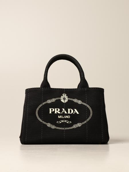 Schultertasche damen Prada