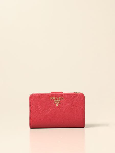 Portefeuille femme Prada
