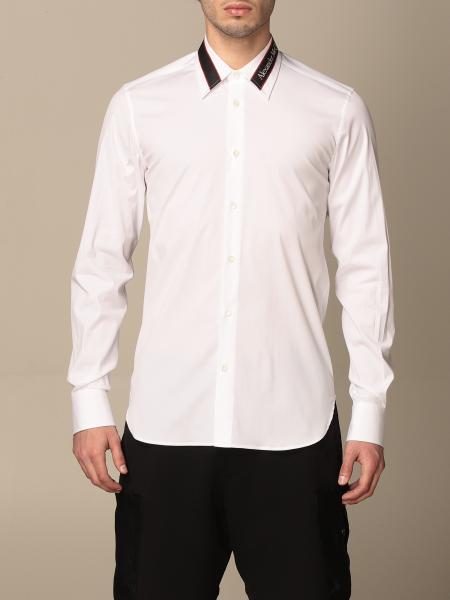 Alexander Mcqueen men: Shirt men Alexander Mcqueen