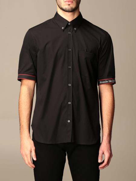Alexander McQueen shirt with logo