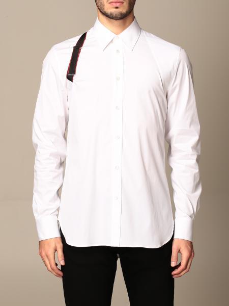 Camisa hombre Alexander Mcqueen