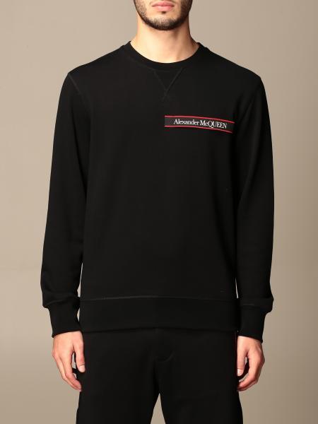 Sweatshirt herren Alexander Mcqueen