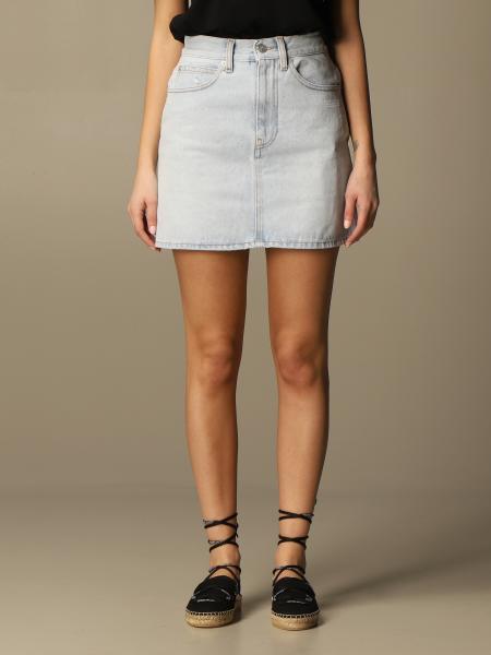 Off White: Skirt women Off White
