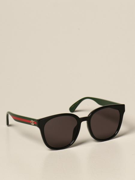 Gucci sunglasses in Web acetate