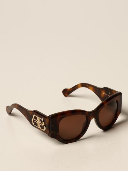 Balenciaga sunglasses in acetate with BB logo