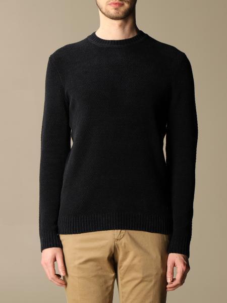 Hugo Boss: Boss crewneck sweater in chenille