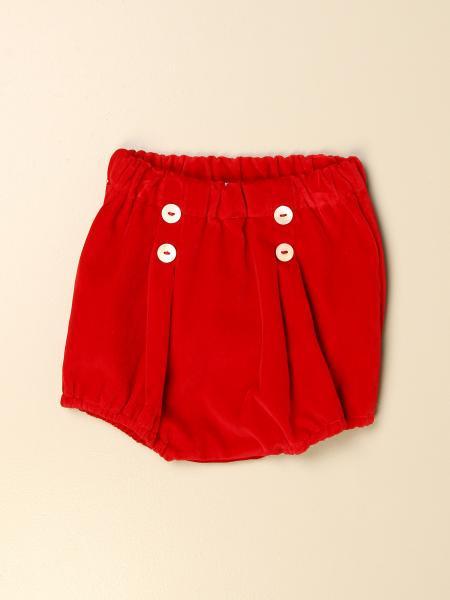 Pantaloncino basic Siola con bottoni