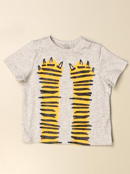 Stella McCartney T-shirt with paw print
