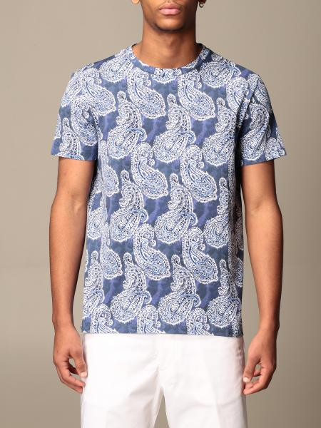 Etro hombre: Camiseta hombre Etro