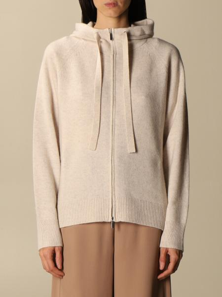 S Max Mara cardigan in wool and cashmere