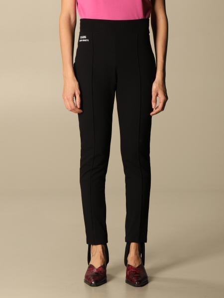 Alberta Ferretti: Pantalone Dreaming Alberta Ferretti in cotone stretch