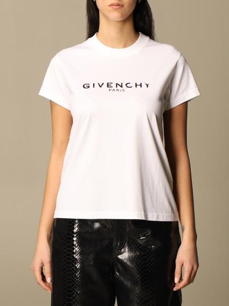 Givenchy: Givenchy cotton t-shirt with logo