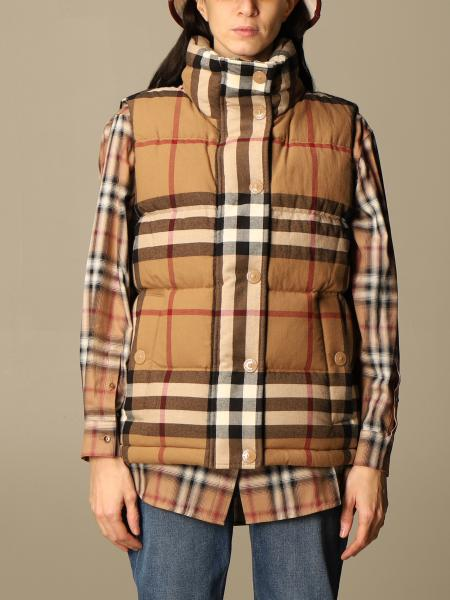 Weste damen Burberry