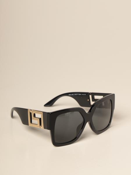 Versace sunglasses in acetate