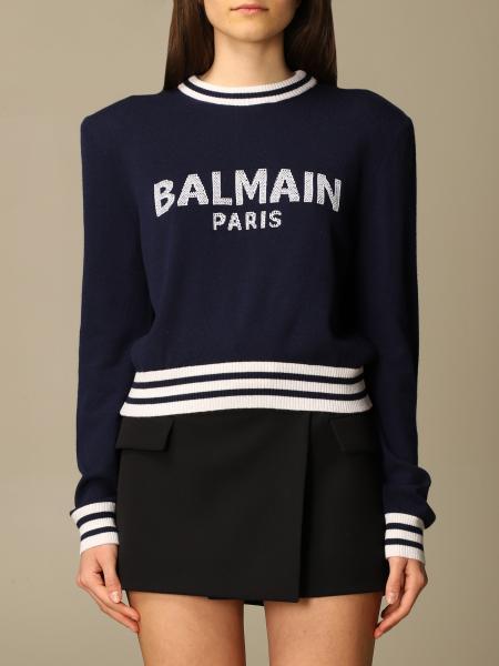 Sweatshirt damen Balmain