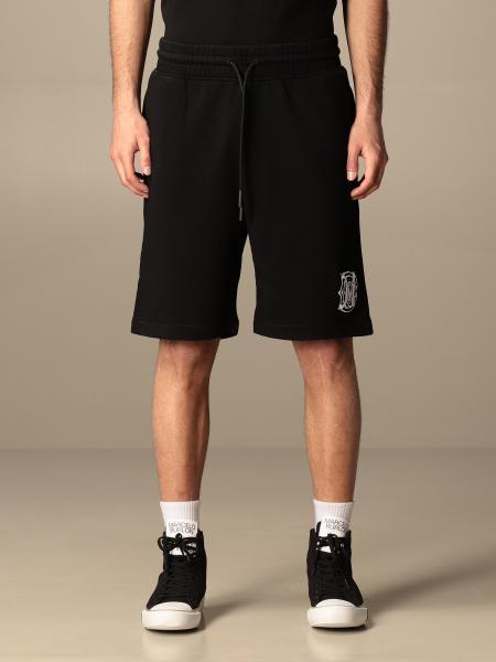 Marcelo Burlon jogging shorts with logo