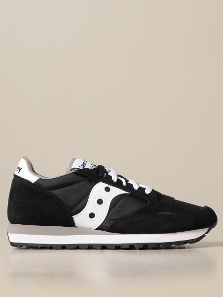 Saucony: Sneakers Saucony in camoscio sintetico e nylon