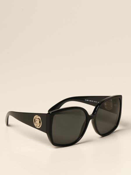 Burberry sunglasses in acetate with TB monogram