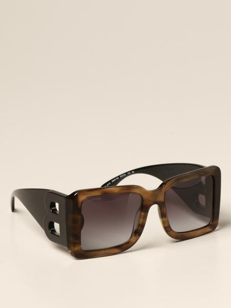 Burberry sunglasses in acetate with B logo