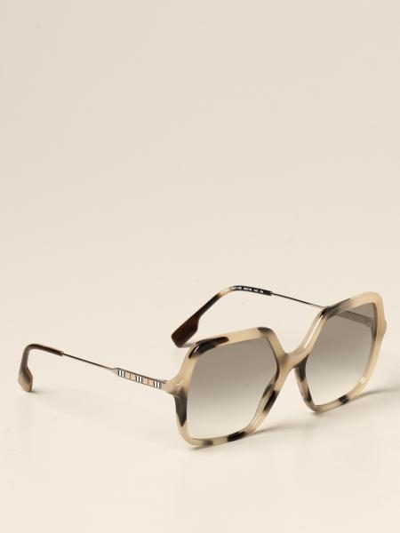 Burberry sunglasses in metal and acetate