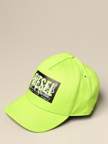 Diesel baseball cap with graffiti logo