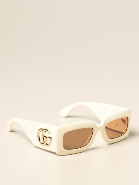 Gucci sunglasses in acetate with GG logo