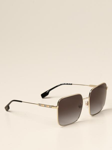 Burberry metal sunglasses