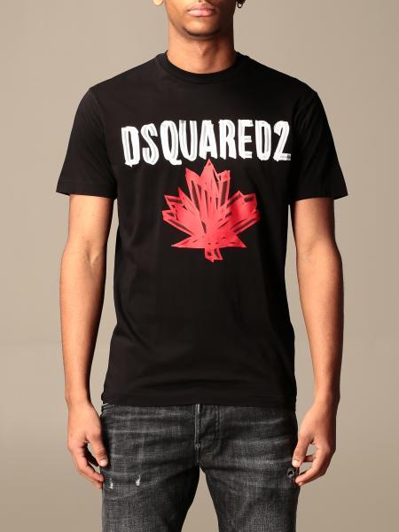 Dsquared2: T恤 男士 Dsquared2