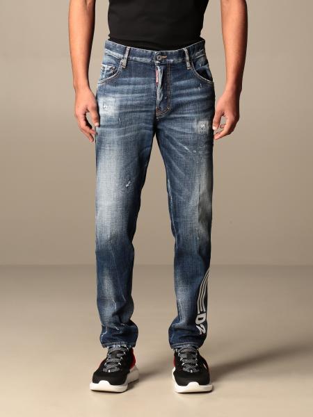 Dsquared2: 牛仔裤 男士 Dsquared2
