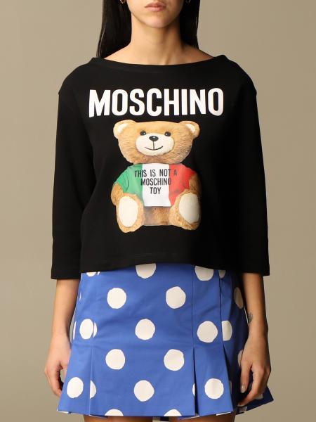 T-shirt damen Moschino Couture