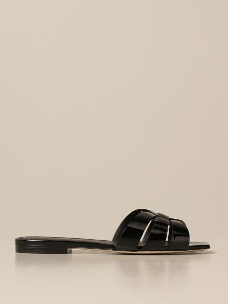 Saint Laurent women: Flat shoes women Saint Laurent