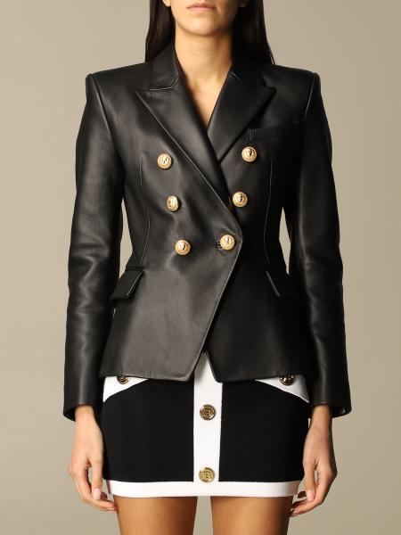 Balmain women: Jacket women Balmain
