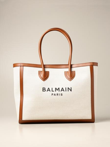 Balmain women: Shoulder bag women Balmain