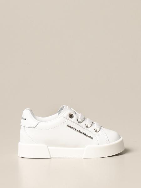 Sneakers Dolce & Gabbana in pelle