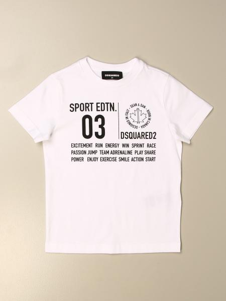 Dsquared2 Junior T-shirt with print
