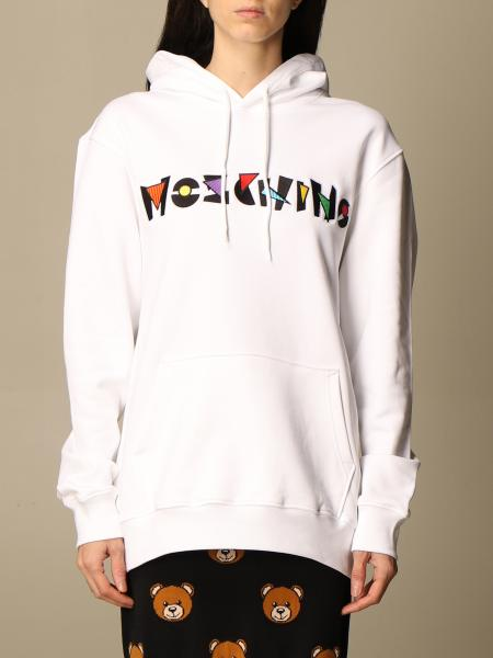Moschino: Sweatshirt women Moschino Couture