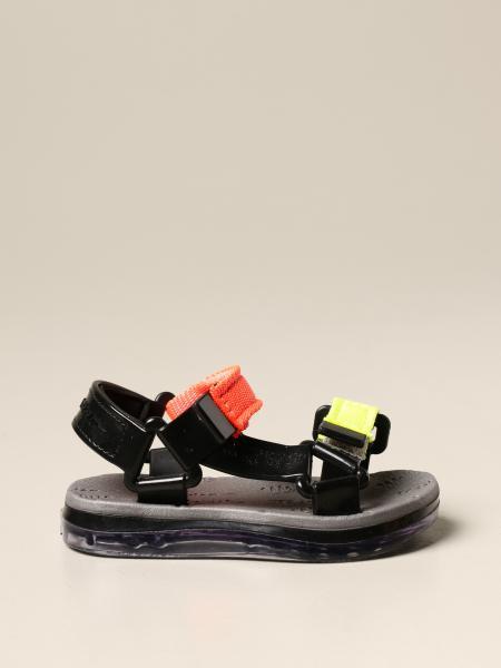 Sandalo Mini Melissa a doppie fasce